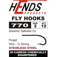 Крючки 770 Streamer , Saltwater Fly (Hends products)