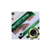 Глазки Epoxy Eyes (Hends products) 9 mm