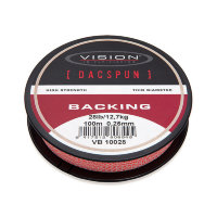 Бэккинг Dacspun (Vision) 100 m Orange 0,28mm/28 lb