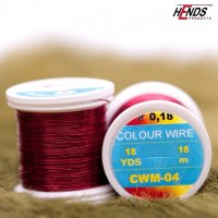 Проволока цветная Color Wire (Hends products) 0,18mm CWM