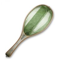 Подсак OVAL & green rubber net (Vision)