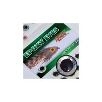 Глазки Epoxy Eyes (Hends products) 4 mm